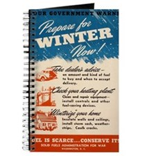 PREPARE FOR WINTER NOW! (SOLID FUELS ADMIN Journal