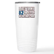 82 yr Travel Mug