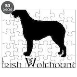 Irish wolfhound Puzzles