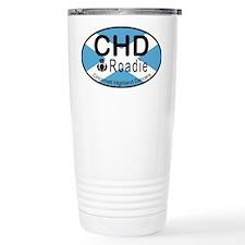 CHD Roadie Logo Travel Coffee Mug