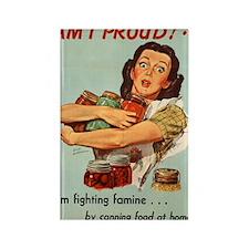 AM I PROUD!  1946 Rectangle Magnet
