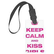 Keep Calm Luggage Tag