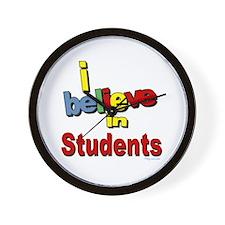... teachers Wall Clock