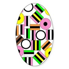 Liquorice All-Sorts IV Decal