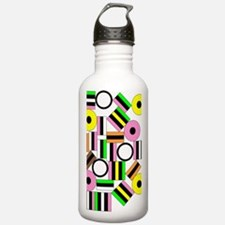 Liquorice All-Sorts IV Water Bottle