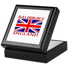 Unique London flag Keepsake Box