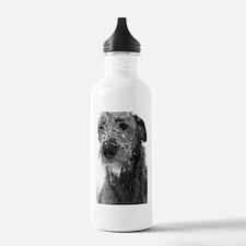 Irish Wolfhound Sports Water Bottle