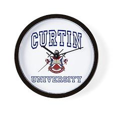 CURTIN University Wall Clock