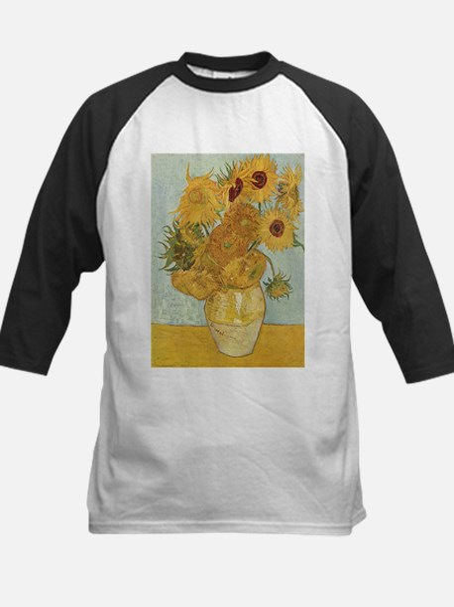 Vase with 12 sunflowers - Van Gogh - c1888 Tee