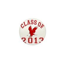 Class Of 2013 Eagle Mini Button