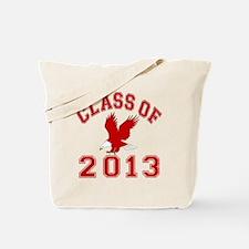 Class Of 2013 Eagle Tote Bag