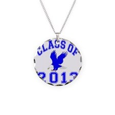 Class Of 2013 Eagle Necklace