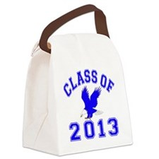 Class Of 2013 Eagle Canvas Lunch Bag