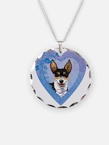rat-heart Necklace