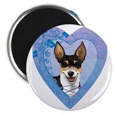 rat-heart Magnet