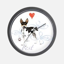 rat T1-K Wall Clock