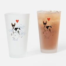 rat T1-K Drinking Glass