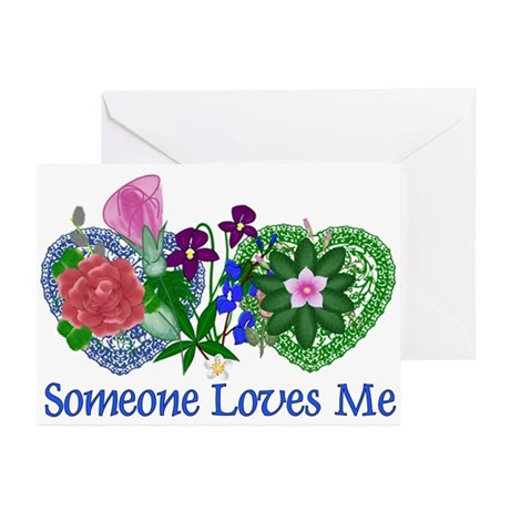 Someone Loves Me Greeting Cards (Pk of 10)