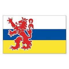 Limburg Rectangle Decal