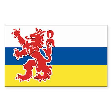 Limburg Rectangle Sticker