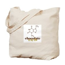 Cute Chemistry is sexy Tote Bag