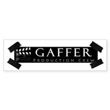 Gaffer Taped Bumper Bumper Sticker