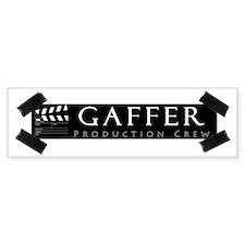 Gaffer Taped Bumper Sticker