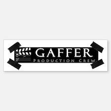Gaffer Taped Sticker (Bumper)