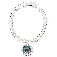 Cute I Love Pugs Bracelet
