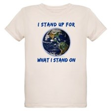 Earth Stand T-Shirt