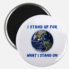 Earth Stand Magnet