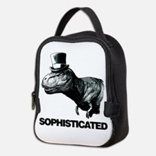 T Rex Neoprene Lunch Bag