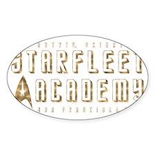StarFleet Gold Decal