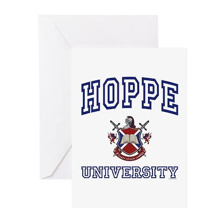 HOPPE University Greeting Cards (Pk of 10)
