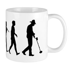 Metal-Detecting2 Small Mug