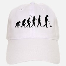 Metal-Detecting2 Baseball Baseball Cap