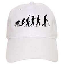 Metal-Detecting2 Baseball Cap