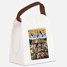 The Mystical Nativity - Botticelli Canvas Lunch Ba