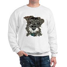 Mini Schnauzer Sweatshirt
