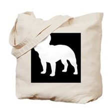 frenchbulldoghitch Tote Bag