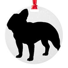 frenchbulldog Ornament