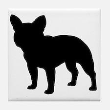 frenchbulldog Tile Coaster