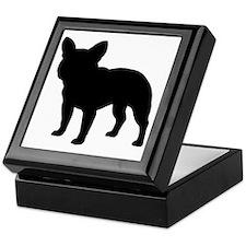 frenchbulldog Keepsake Box