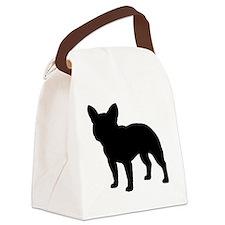 frenchbulldog Canvas Lunch Bag