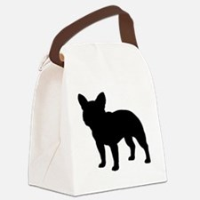 frenchbulldog Canvas Lunch Bag