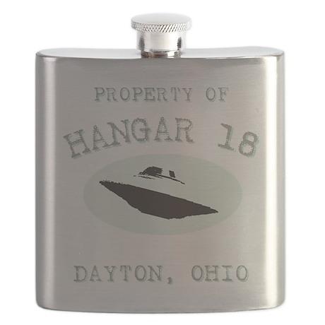Hangar 18 Flask