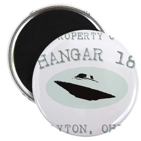 Hangar 18 Magnet