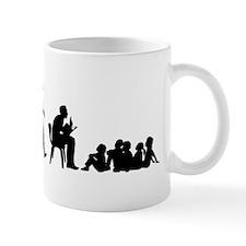 Reading-To-The-Kids2 Mug