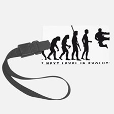 evolution karate Luggage Tag