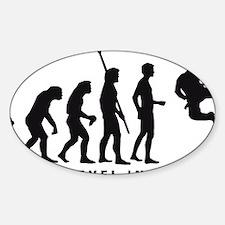 evolution karate Decal